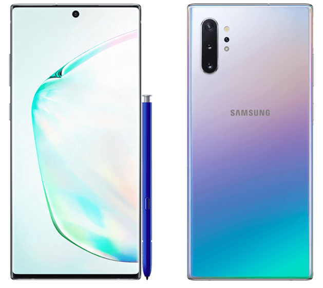 Samsung Galaxy Note 10(diez) Plus