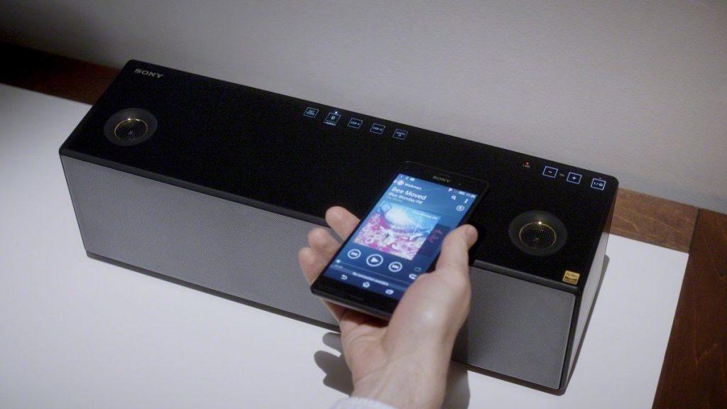 Sony SRS-X99, conexiones