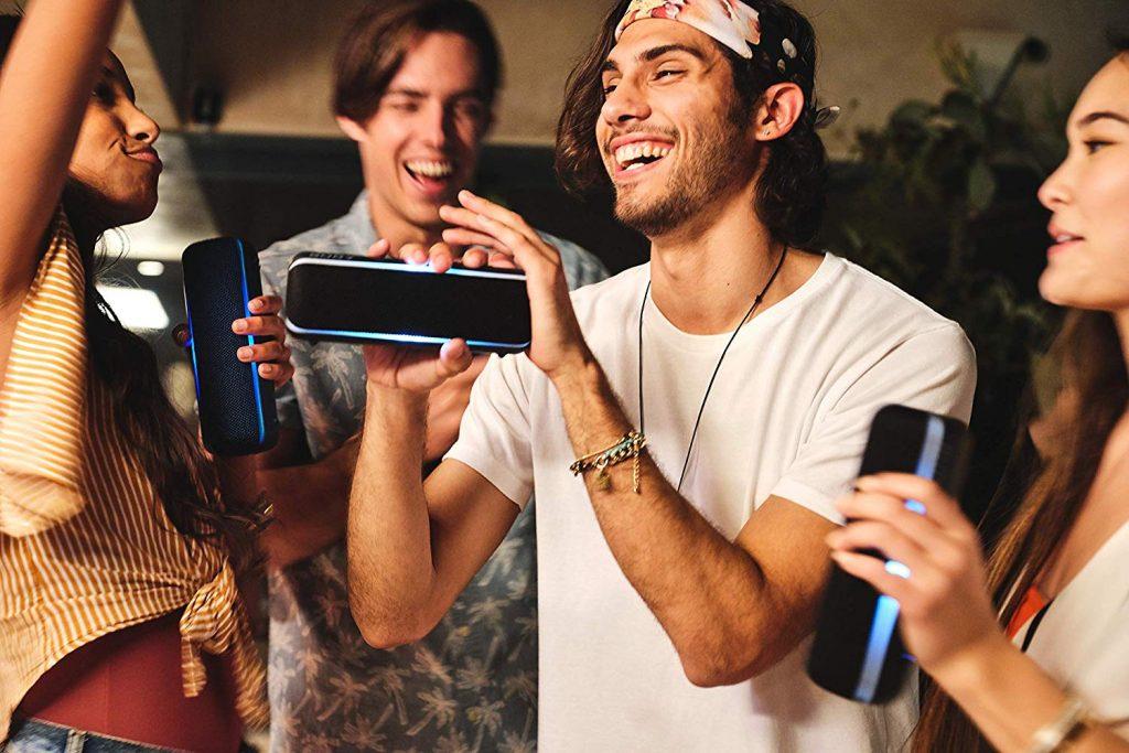 Sony SRS-XB22, calidad de sonido