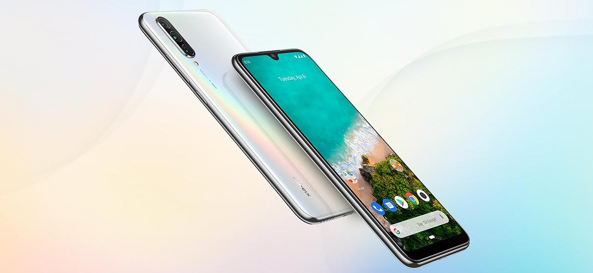 Xiaomi Mi A3 - Diseño