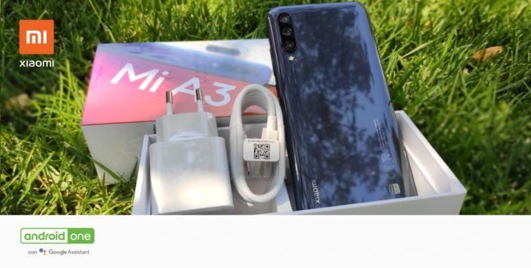 Xiaomi Mi A3 - Unboxing