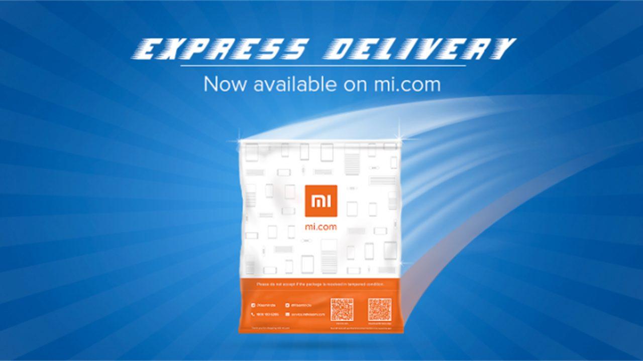 Xiaomi registra la marca Xiaomi Express, un posible servicio de envíos