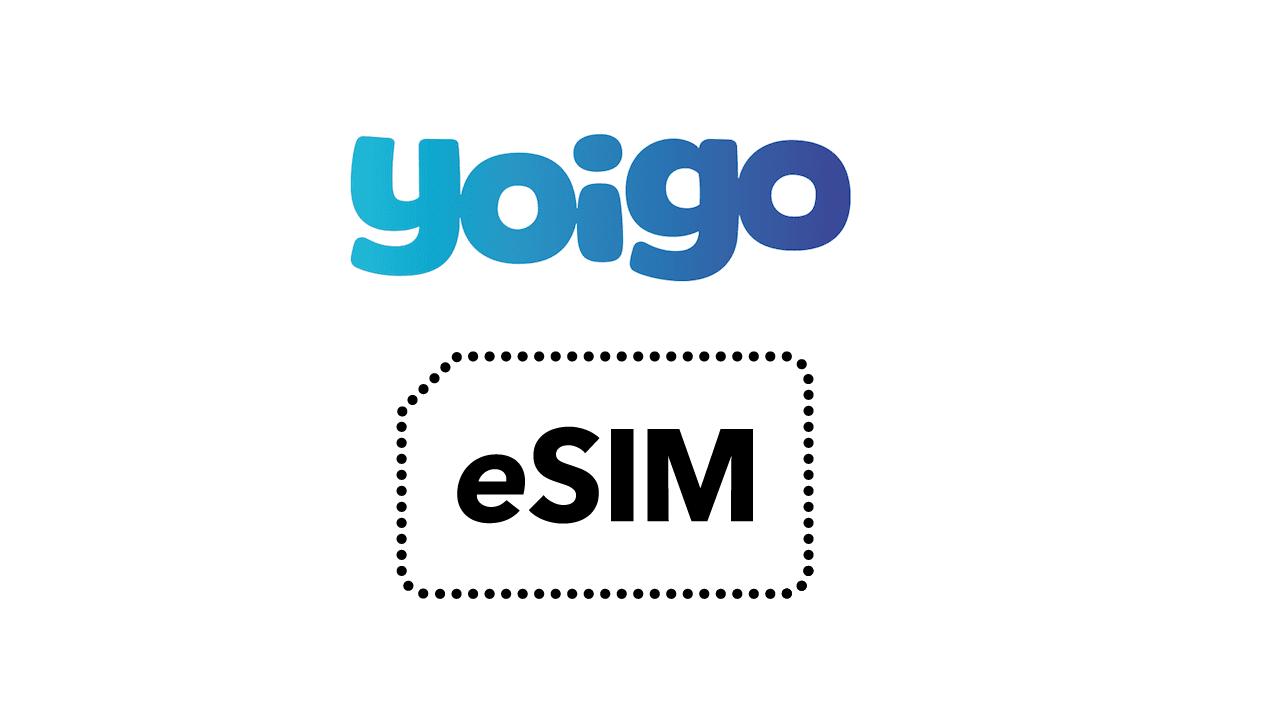 eSIM Yoigo