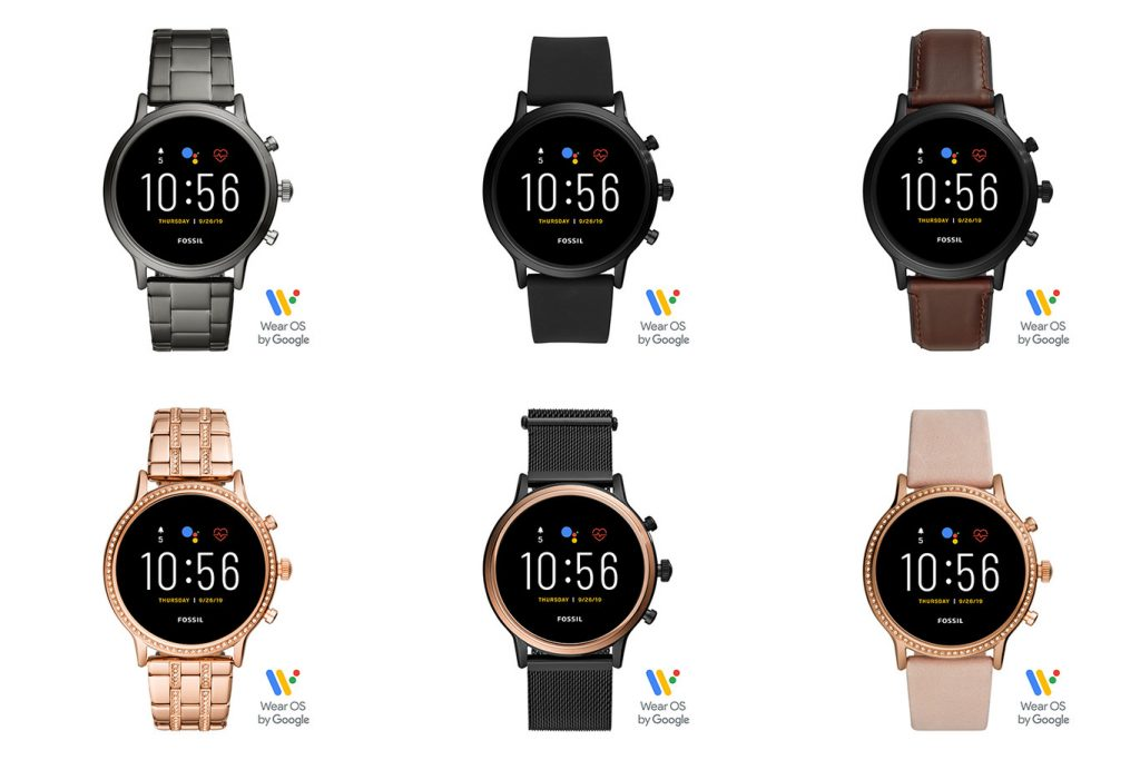 Fossil Gen 5 - Colores