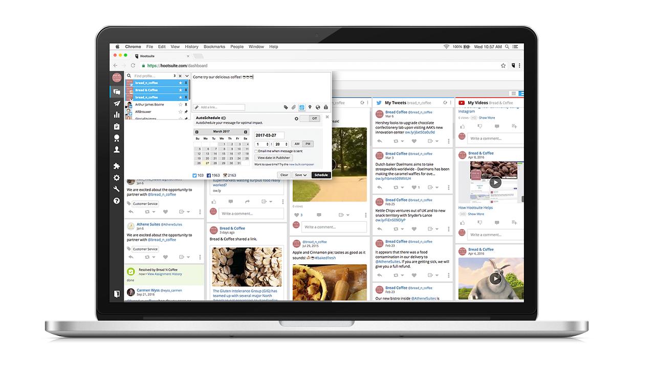 hootsuite mejor hora para publicar en redes sociales
