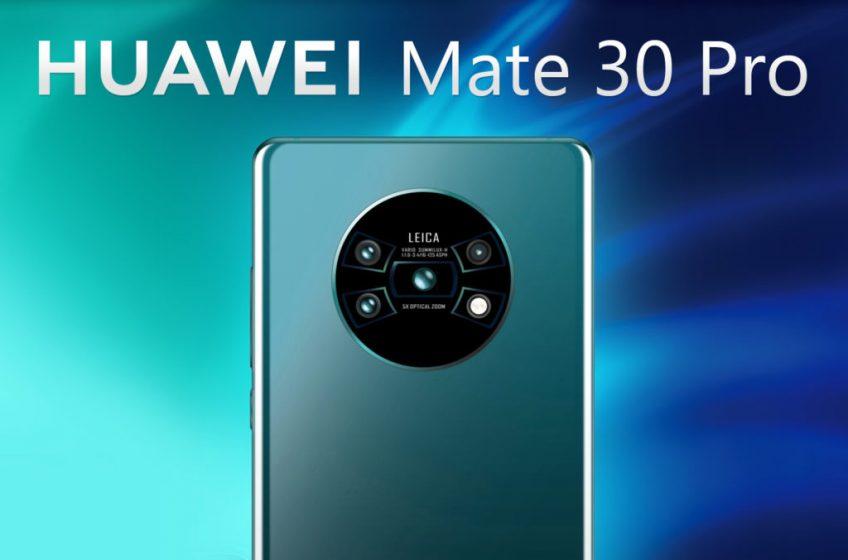 Huawei Mate 30 Pro - Cámaras