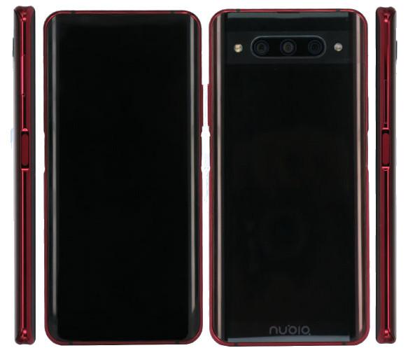 Nubia Z20 - Posible diseño