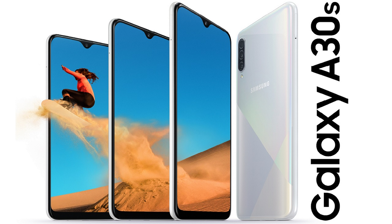 Samsung Galaxy A30s, Samsung sigue apostando fuerte por la gama media