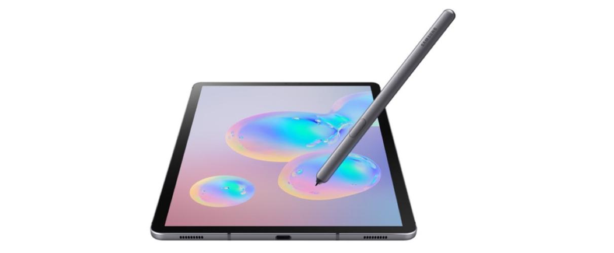 Samsung Galaxy Tab S6 - Pantalla
