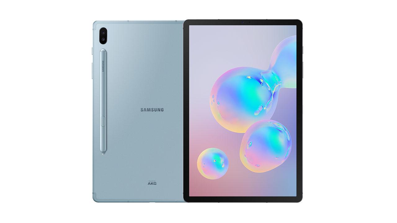Samsung Galaxy Tab S6, una tablet con S Pen para los más creativos