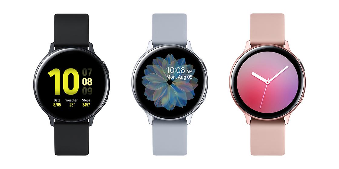 Samsung Galaxy Watch Active2 - 40mm