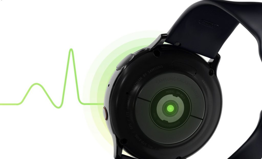 Samsung Galaxy Watch Active2 - ECG