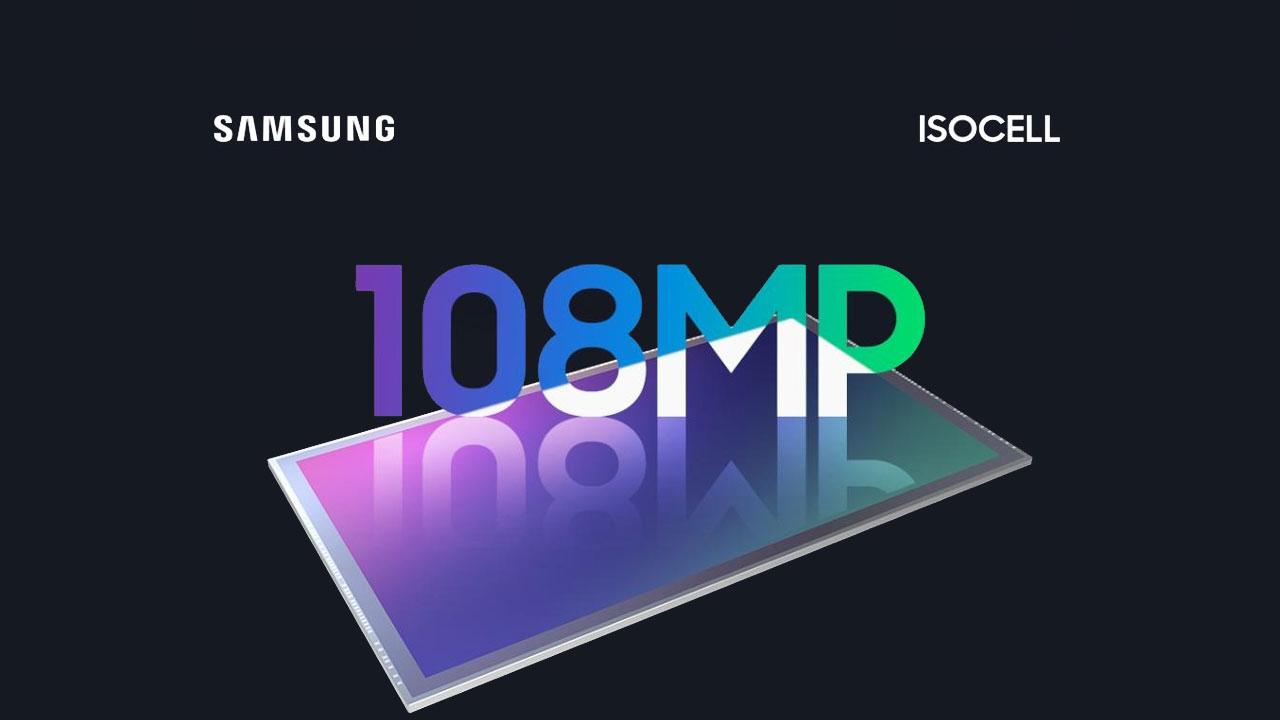 Samsung y Xiaomi anuncian el ISOCELL Bright HMX, el primer sensor de 108MP