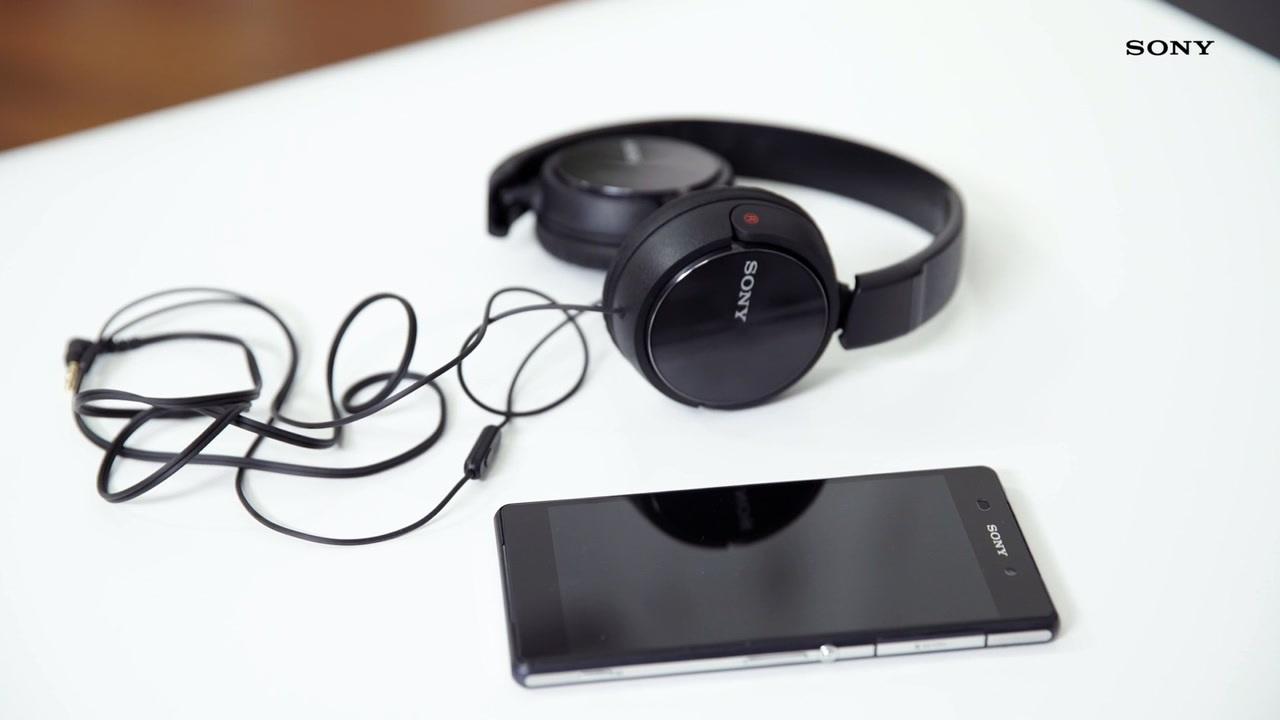 Sony MDR-ZX310APB