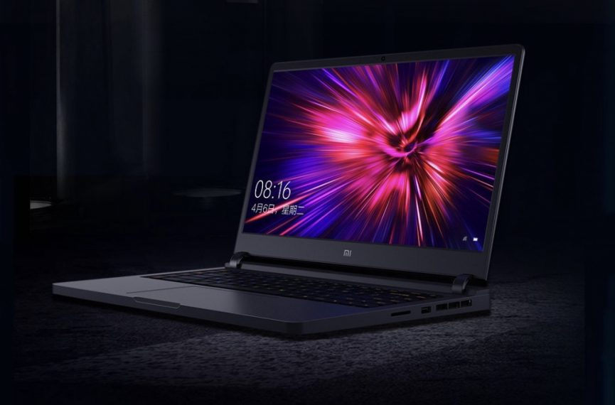Xiaomi Mi Gaming Laptop 2019 - Diseño