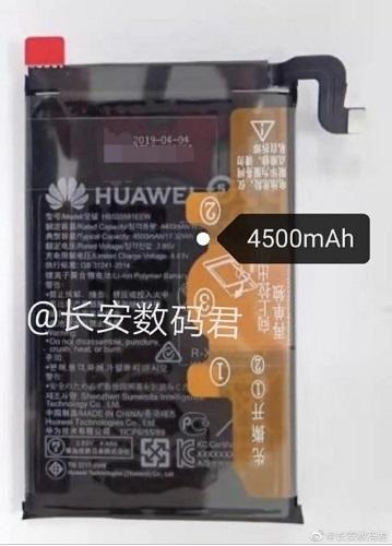 bateria del huawei mate 30 pro