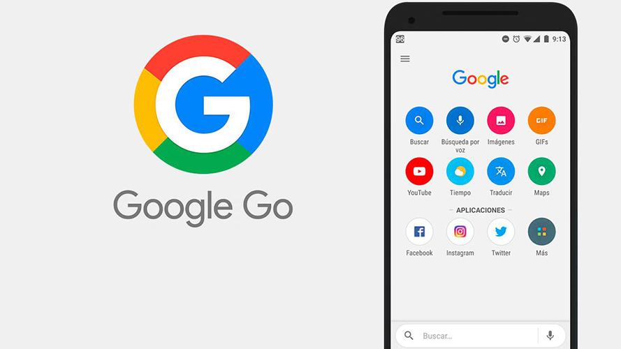Android 10 Go Edition - Google Go