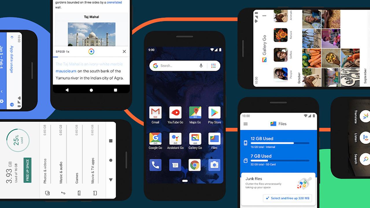 Android 10 Go Edition llegará en otoño y estas son algunas novedades