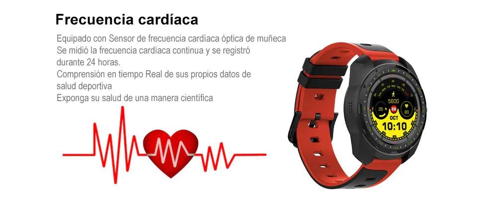 Bilikay KW01, sensor cardíaco