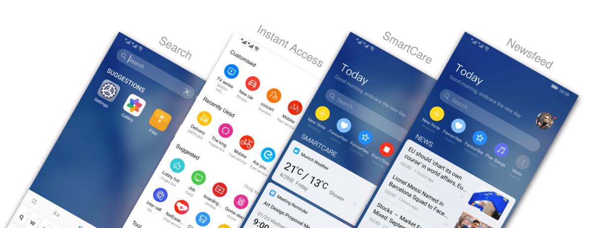 Huawei Assistant - Funciones