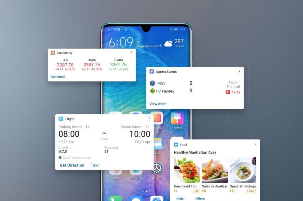 Huawei Assistant - Servicios de Huawei
