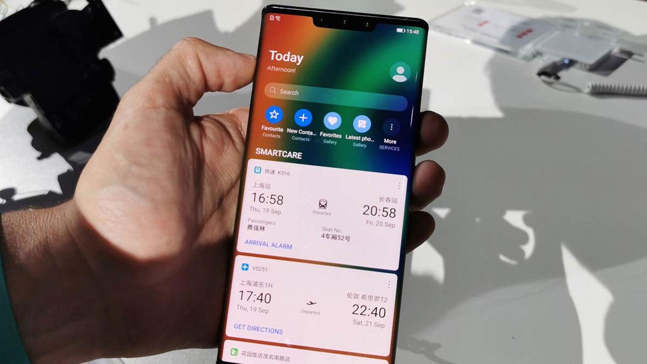 Huawei Assistant, la alternativa de Huawei al asistente de Google