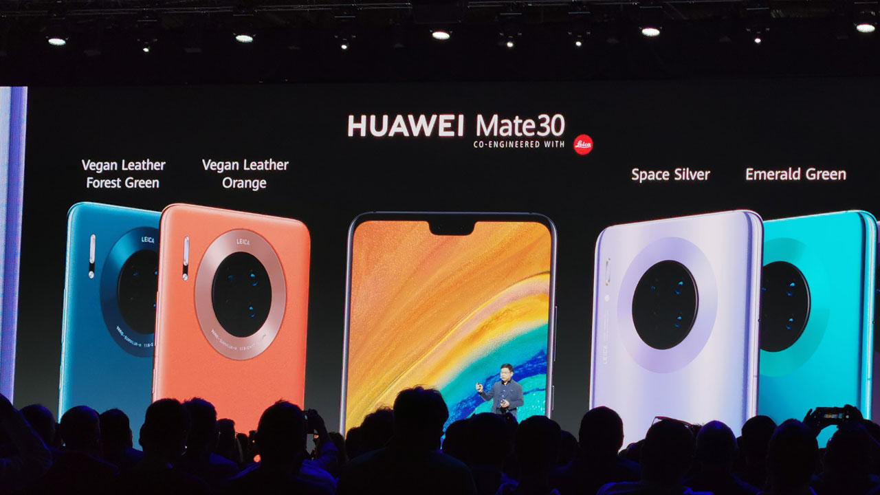 Huawei Mate 30, la apuesta definitiva de Huawei en la gama Premium