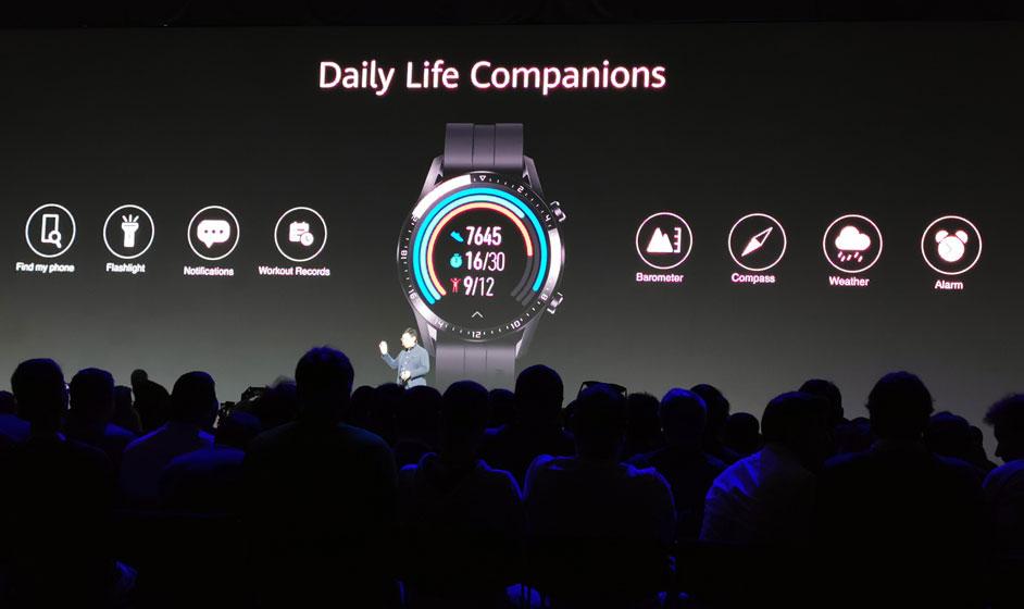 Huawei Watch GT 2 - Funciones