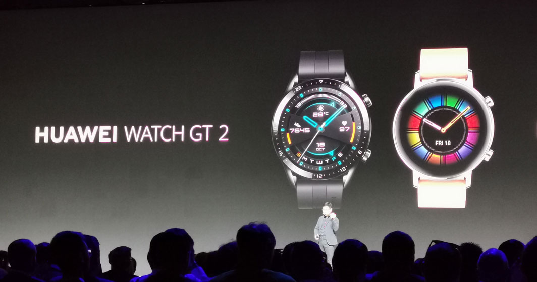 Huawei Watch GT 2 - Modelos de 42mm y 46mm