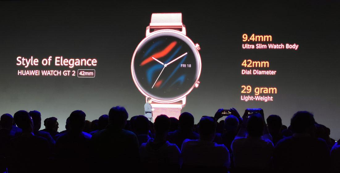 Huawei Watch GT 2 - Pantalla