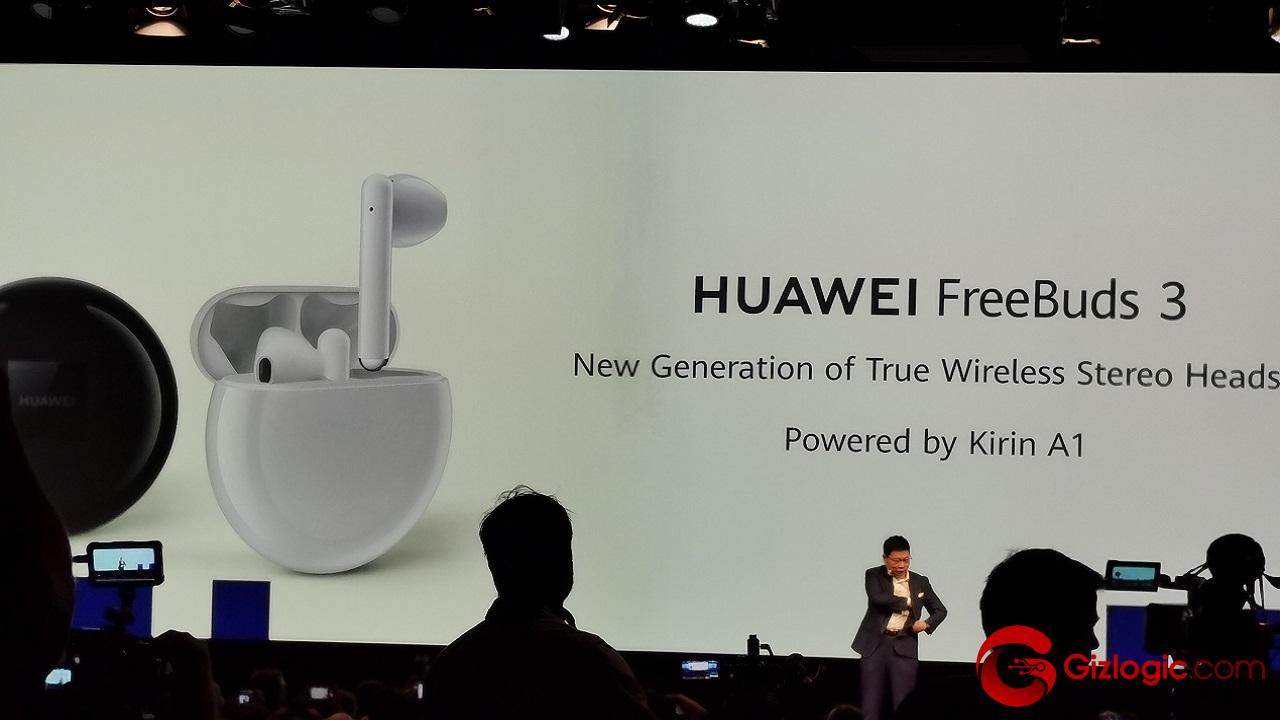 IFA19, Huawei FreeBuds 3