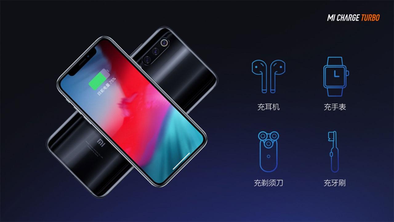 Mi Charge Turbo, Xiaomi presenta su tecnología de carga inalámbrica de 30W