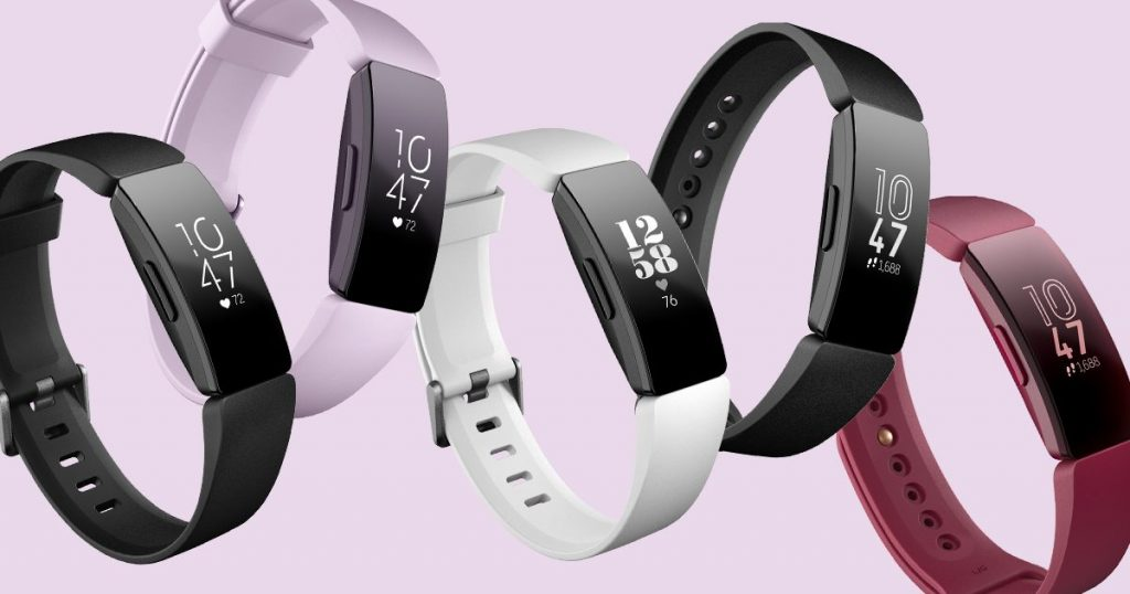 Rastreadores Fitness de Fitbit
