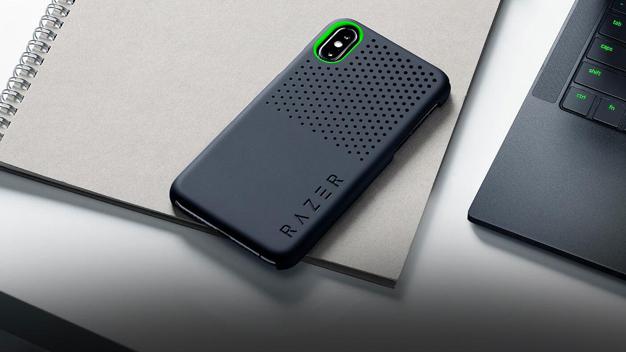 Razer Arctech, fundas refrigerantes para el iPhone 11 y Razer Phone 2