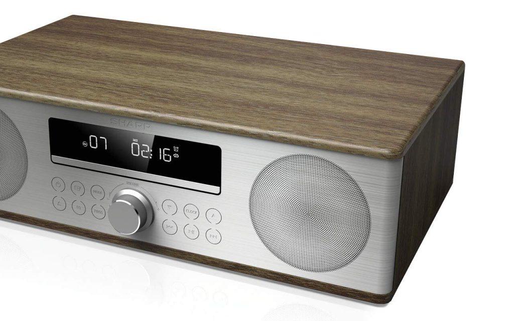 Sharp XL-B710, aspecto