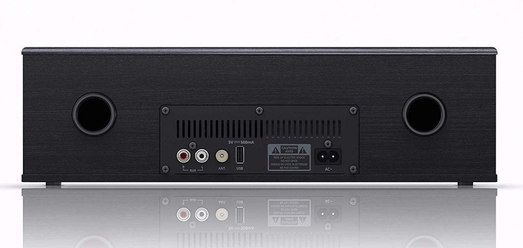 Sharp XL-B710, conexiones
