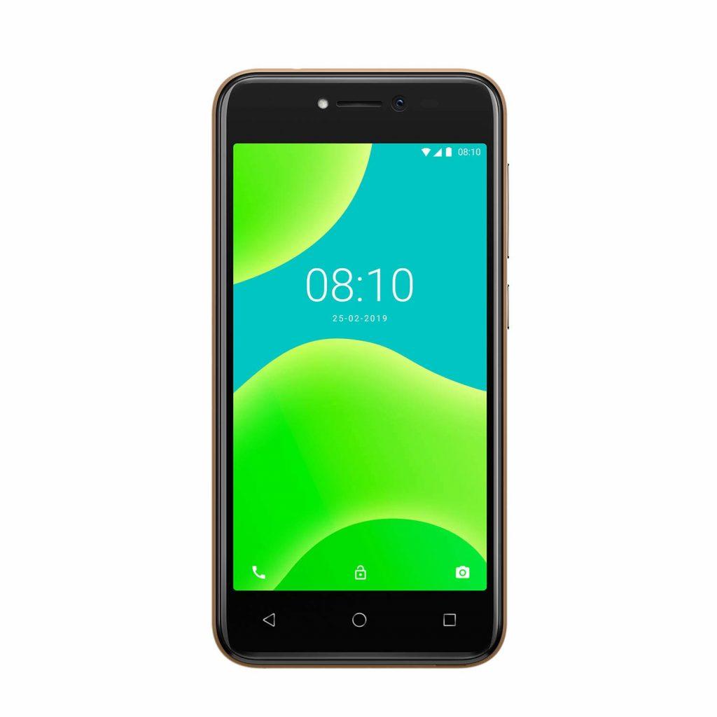 Wiko Y50, pantalla