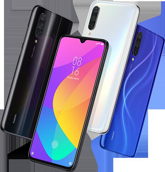 Xiaomi Mi 9 Lite - Colores