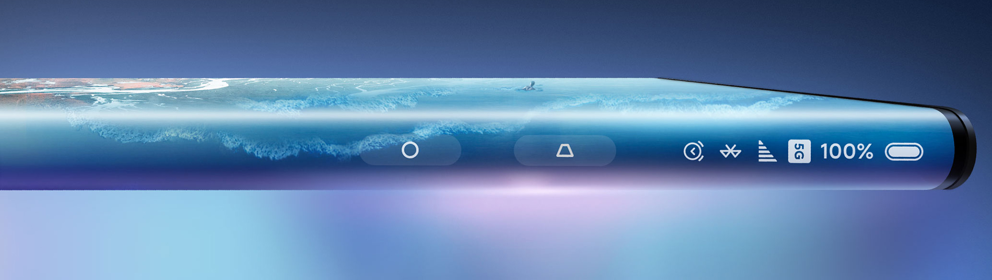 Xiaomi Mi MIX Alpha - Bordes
