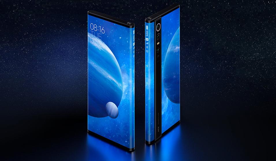 Xiaomi Mi MIX Alpha - Diseño