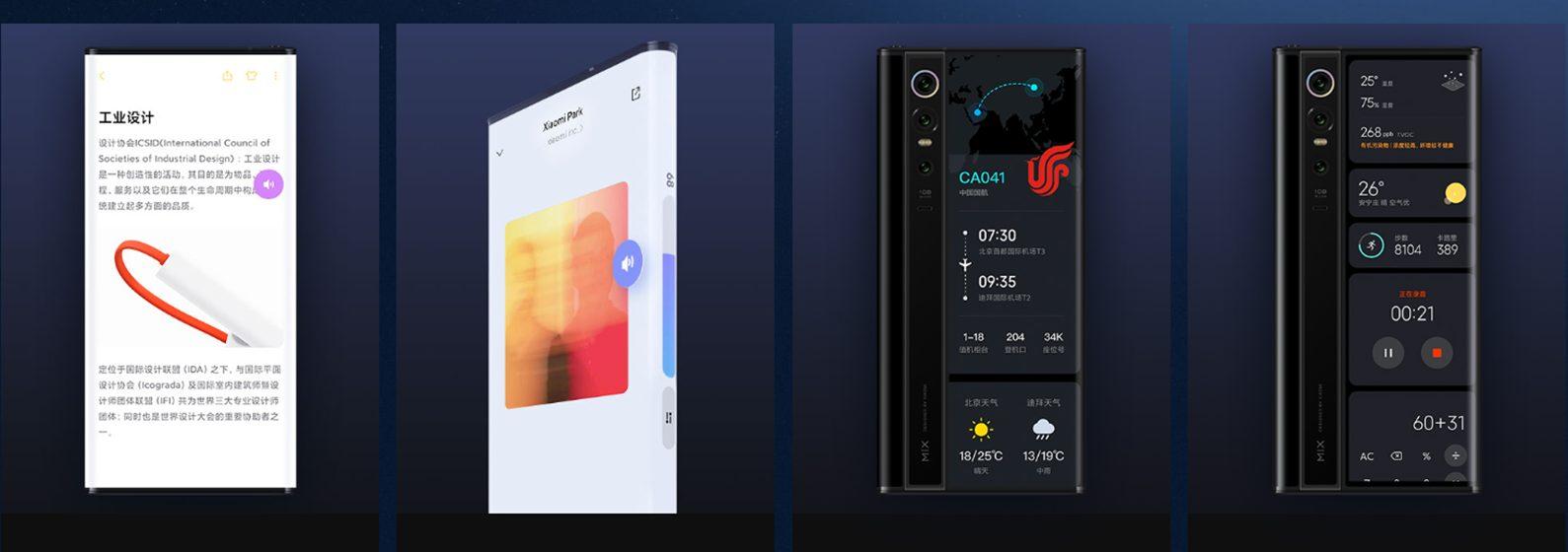 Xiaomi Mi MIX Alpha - Sistema operativo