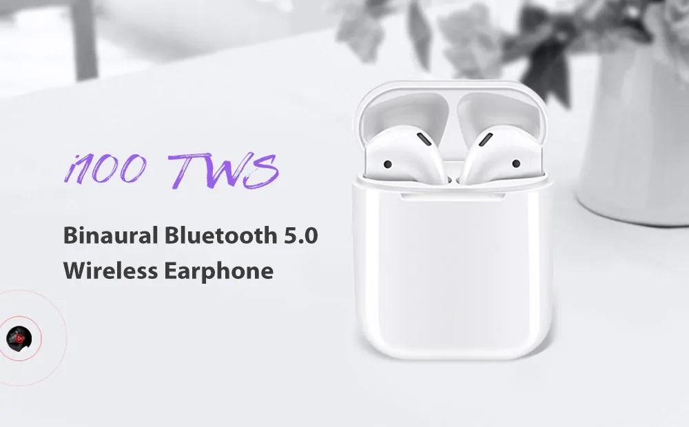 i100 TWS, Bluetooth