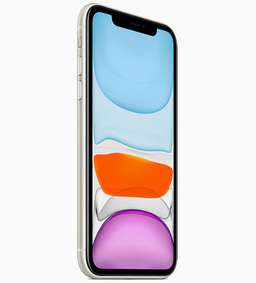 iPhone 11 Diseño