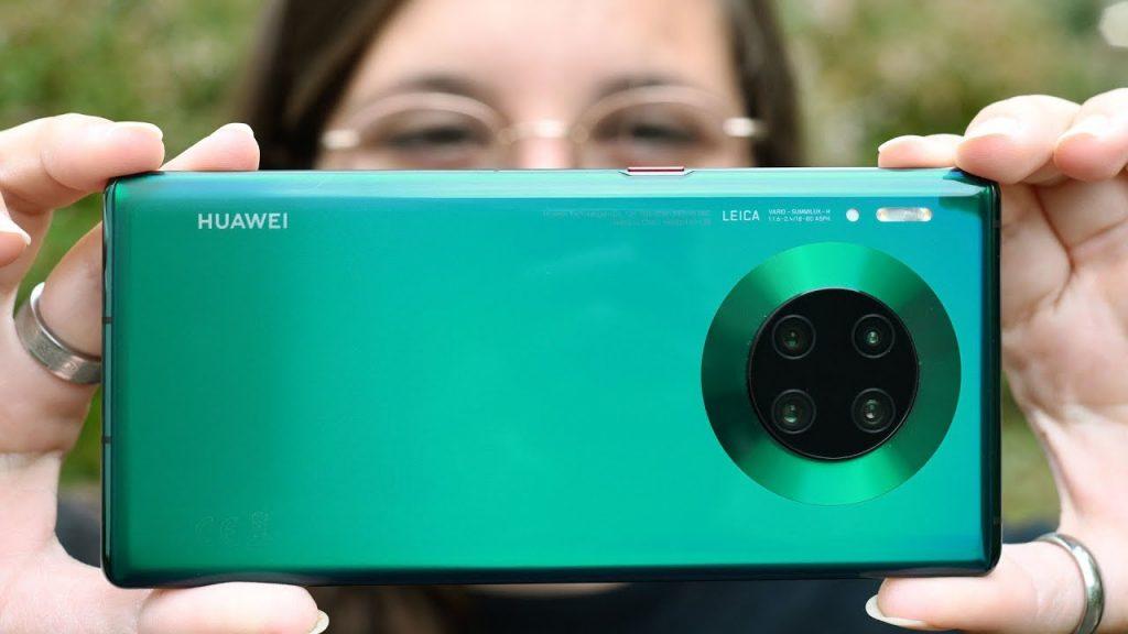 El Huawei Mate 30 Pro se lleva la corona en-el review de DxOMark