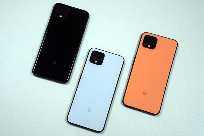 Google Pixel 4 - Colores