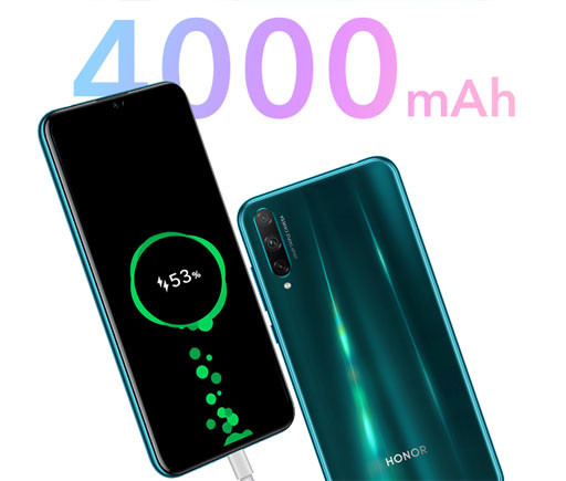 Honor 20 Lite Youth Edition - Batería