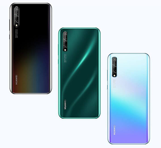 Huawei Enjoy 10s - Colores