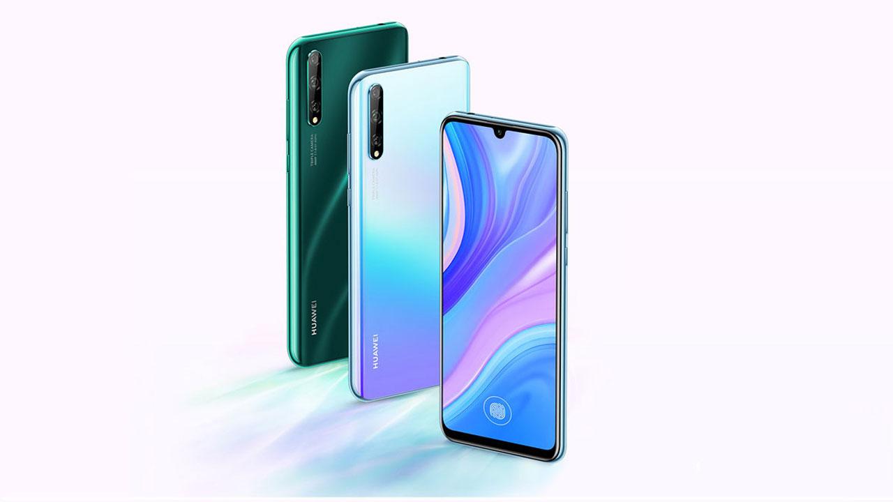 Huawei Enjoy 10s - Destacada