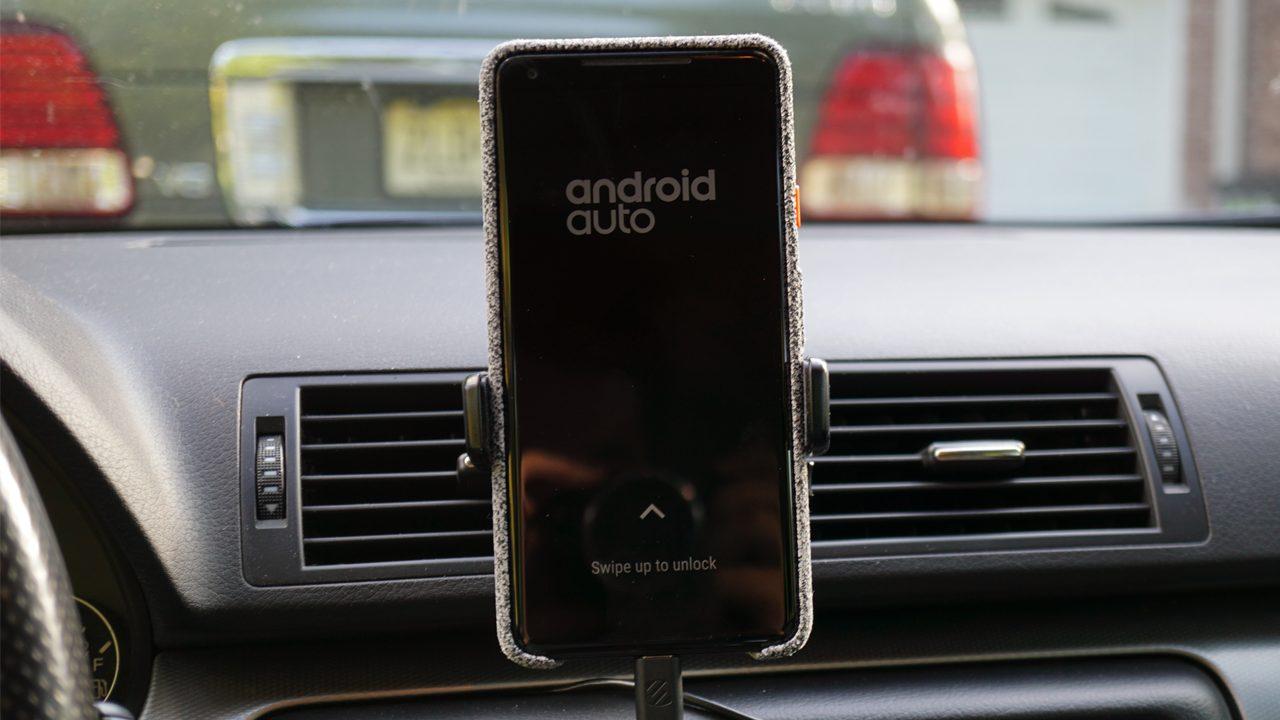 La función inalámbrica de Android Auto llega a móviles Samsung Galaxy