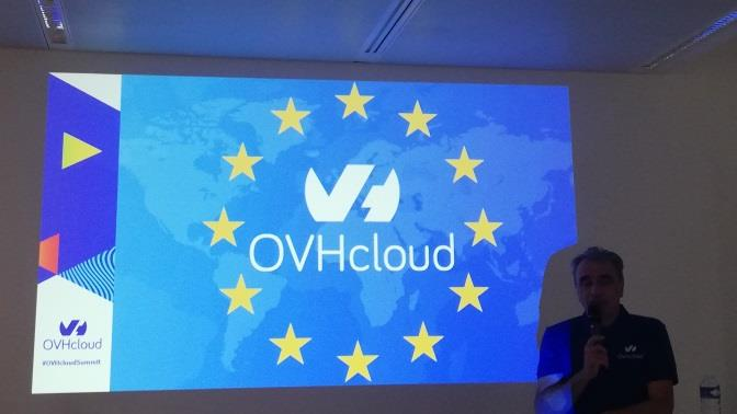 OVHCloud Summit 2019